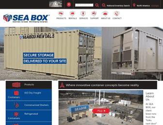 seabox.com screenshot