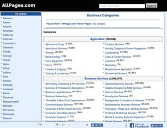 Thumbshot of Allpages.com