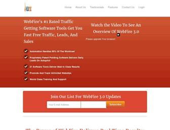 Thumbshot of Webfire.com