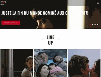 mk2films.com screenshot