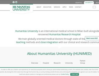 Thumbshot of Hunimed.eu