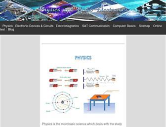 physics-and-radio-electronics.com screenshot