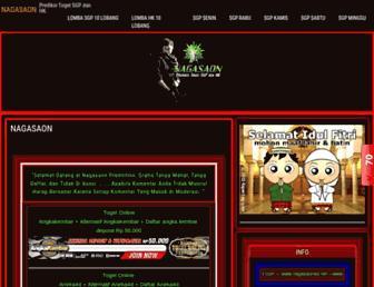 nagasaon4d.com screenshot