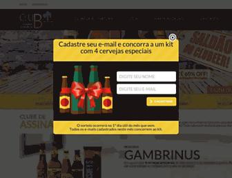 Thumbshot of Clubeer.com.br