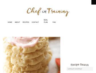 Thumbshot of Chef-in-training.com