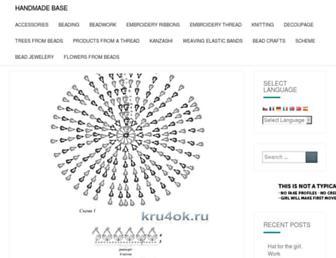 handmadebase.com screenshot