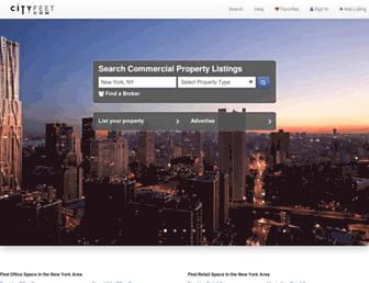 Thumbshot of Cityfeet.com