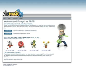 Thumbshot of Gifmagic.com