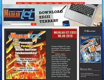 majalahict.com screenshot