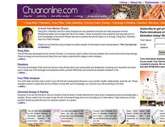 chuanonline.com screenshot