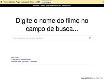 filmesonlinei7.net screenshot