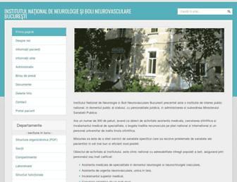 innbn-bucuresti.ro screenshot