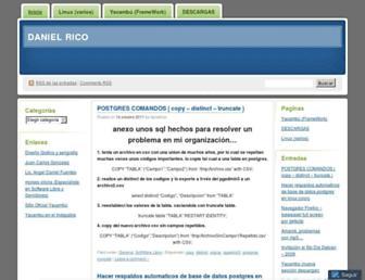 danielrico.files.wordpress.com screenshot