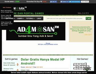 Thumbshot of Ad4msan.com