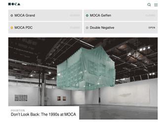 Thumbshot of Moca.org