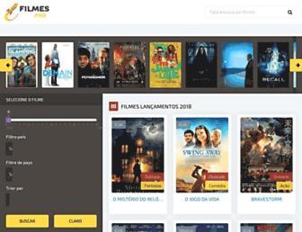 filmes.pro screenshot