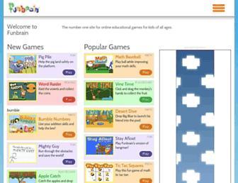 Thumbshot of Funbrain.com