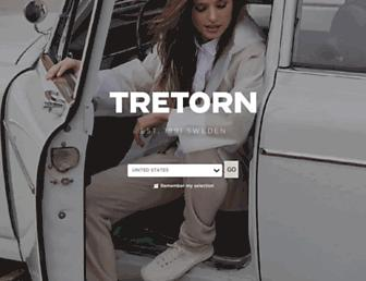Thumbshot of Tretorn.com