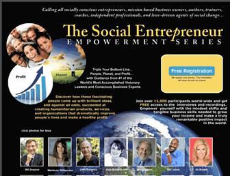 Thumbshot of Socialentrepreneurempowerment.com