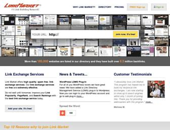 Thumbshot of Linkmarket.net