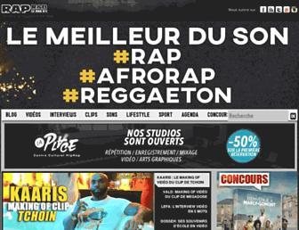 raprnb.com screenshot