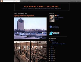 pleasantfamilyshopping.blogspot.com screenshot