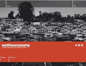 Thumbshot of Wetheeconomy.com