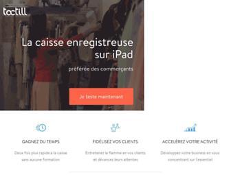 tactill.com screenshot