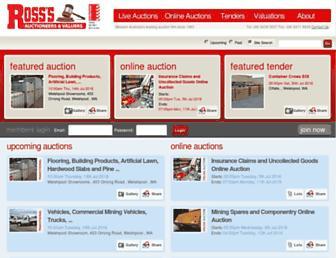 auctions.com.au screenshot