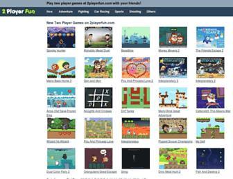 2playerfun.com screenshot