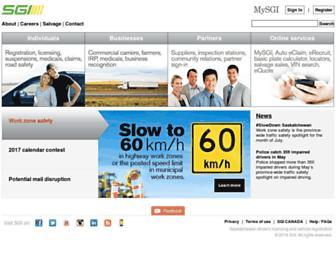 sgi.sk.ca screenshot