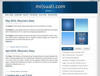 misual.com screenshot