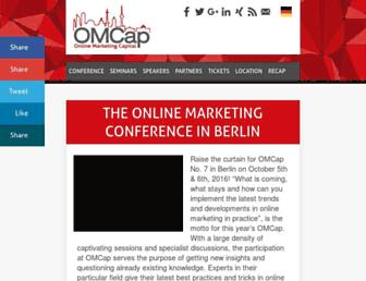 Thumbshot of Omcap.de