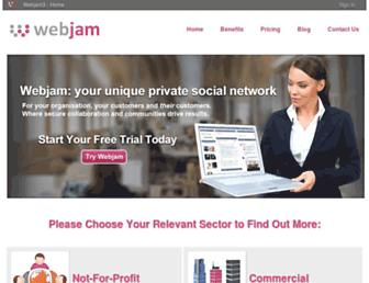 Thumbshot of Webjam3.com