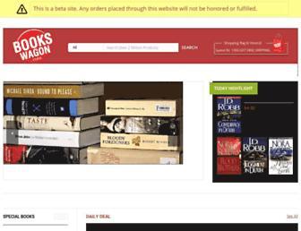 Thumbshot of Bookswagon.com