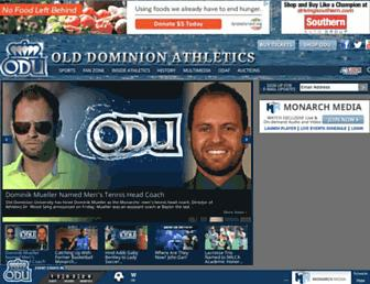 Thumbshot of Odusports.com