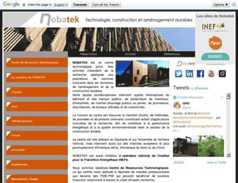 nobatek.com screenshot