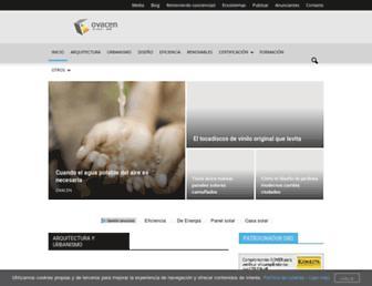 ovacen.com screenshot