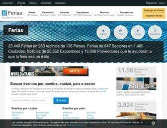 nferias.com screenshot