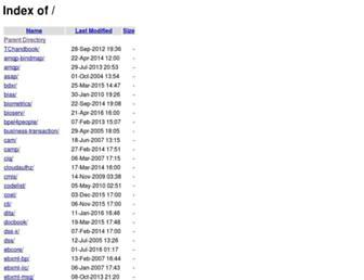 docs.oasis-open.org screenshot