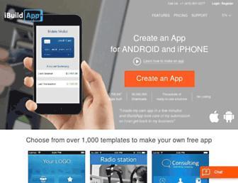 Thumbshot of Ibuildapp.com