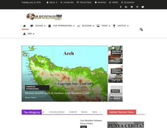 seniberpikir.com screenshot
