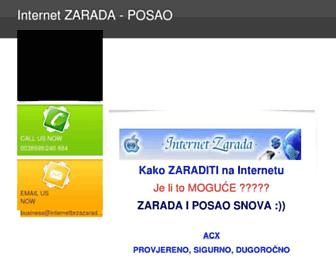 Thumbshot of Internetbrzazarada.ws