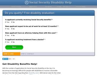 Thumbshot of Disability-benefits-help.org