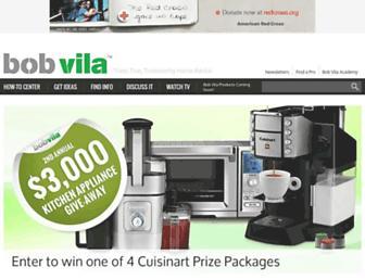 Thumbshot of Bobvila.com