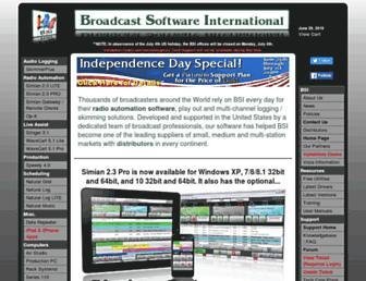 bsiusa.com screenshot