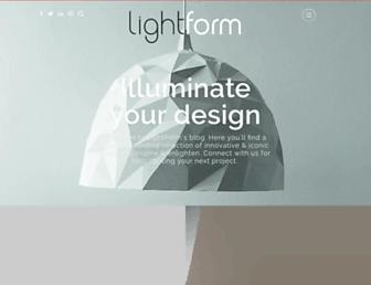 lightform.ca screenshot