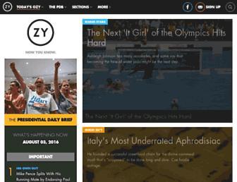 ozy.com screenshot