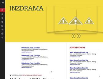 inzdrama.blogspot.com screenshot