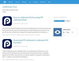 jailbreakeye.com screenshot